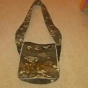 Camo messager bag/purse